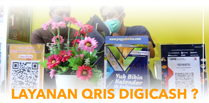 layanan QRIS Digicash
